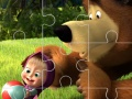 Masha and The Bear Jigsaw Puzzle