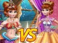 Mermaid Vs Princess Competition