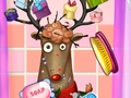 Messy Rudolph The Reindeer