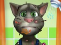 Messy Talking Tom