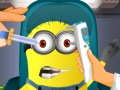 Minion Eye Caring