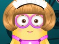 Minion Girl Dress Up