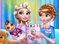 Mommy Elsa Vogue Interview