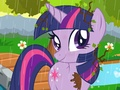 My Little Pony Forest Storm
