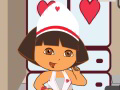 Nurse Dora Dress Up