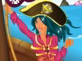 Pirate Girl Dressup