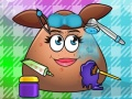 Pou Girl Great Makeover