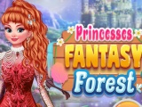 Princesses Fantasy Forest