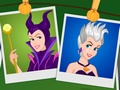 Princesses vs Villains Halloween Challenge