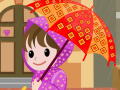 Rain Girl Dress Up