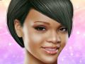 Rihanna Real Makeover