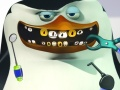 Skipper at the dentist