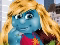 Smurfette Dress Up