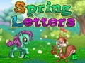 Spring Letters