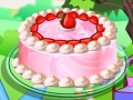 Cool Strawberry Cake