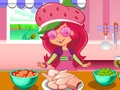 Strawberry Cooking lesson
