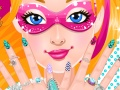 Super Barbies Manicure