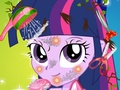 My Little Pony Facial Spa