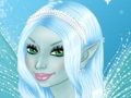 Winter Fairy Make Up