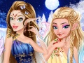 Winter Fairies Princesses